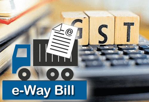 GST E-WAY BILL UNDER GST