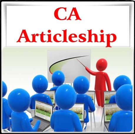 IF YOU ARE UNDERGOING CA ARTICLESHIP OR ABOUT TO COMMENCE ONE : THIS IS FOR YOU!