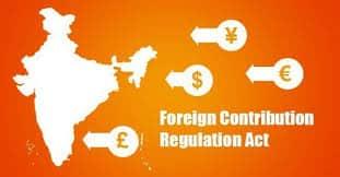 Foreign Contribution (Regulation) Amendment Bill