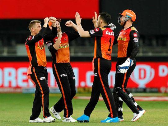 IPL 2020: Sunrisers Hyderabad won by 7 runs