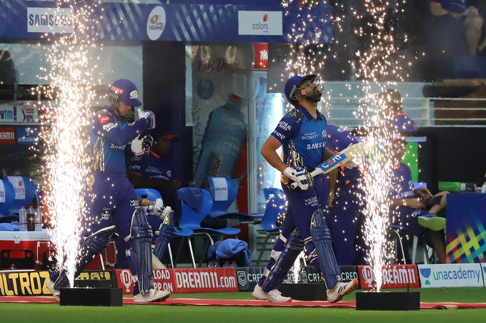 IPL 2020 FINAL :Mumbai Indians Won by 5 WICKET