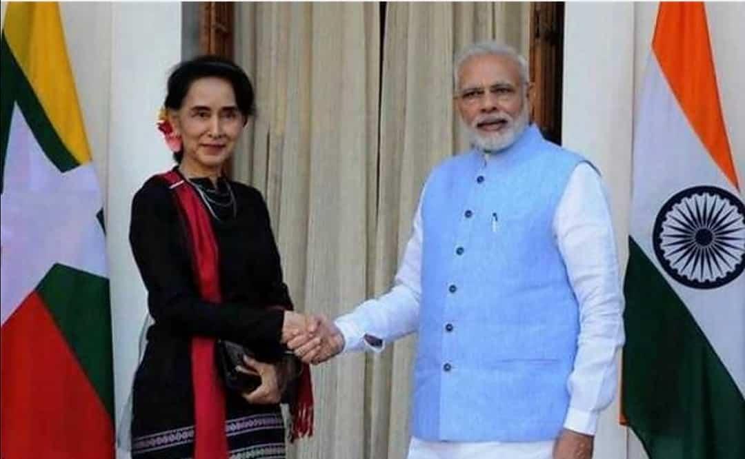 7th Joint Trade Committee Meeting held between India & Myanmar