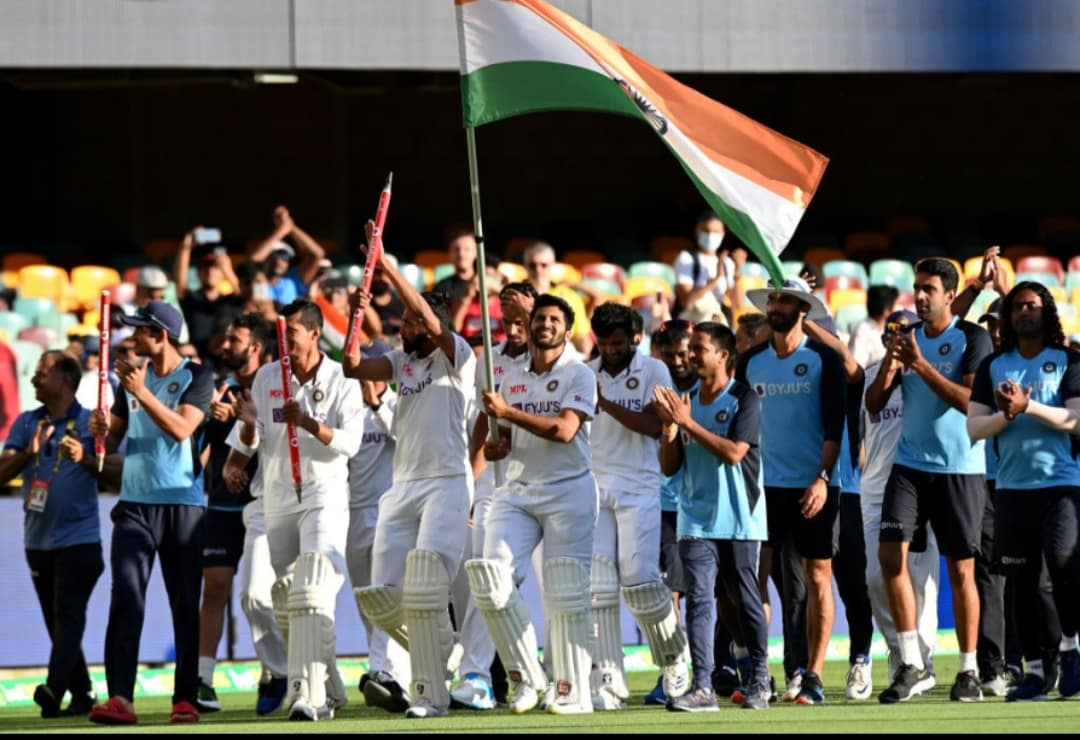 India registers historic win over Australia
