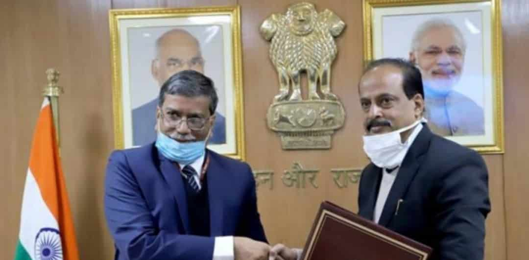 Ministry of Road Transport & Highways and IIT Roorkee signed MOU