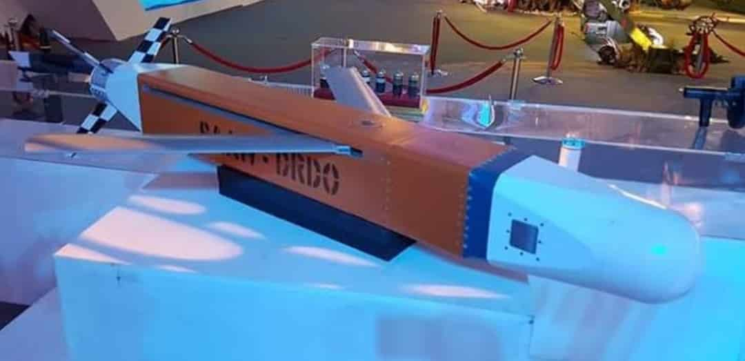DRDO SAAW