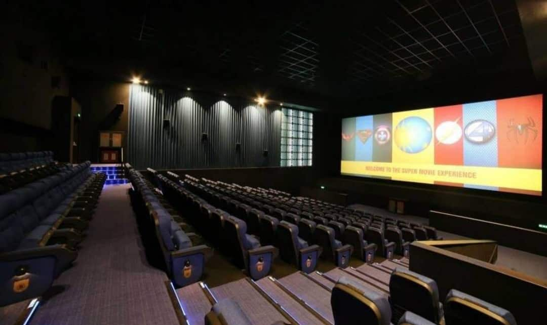 CINEMA HALL will open
