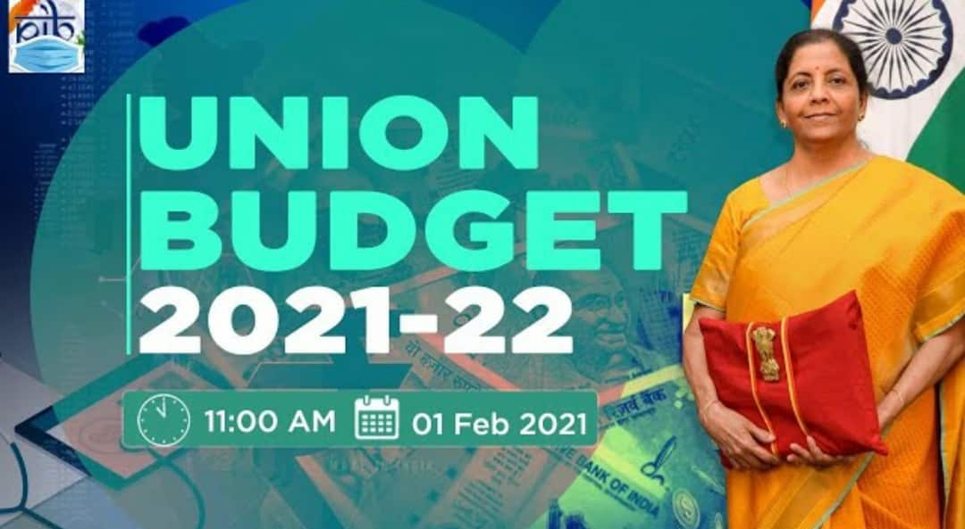 Union Budget 2021-22: Live from Parliament