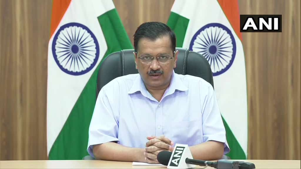 CM Arvind Kejriwal delhi lockdown extended