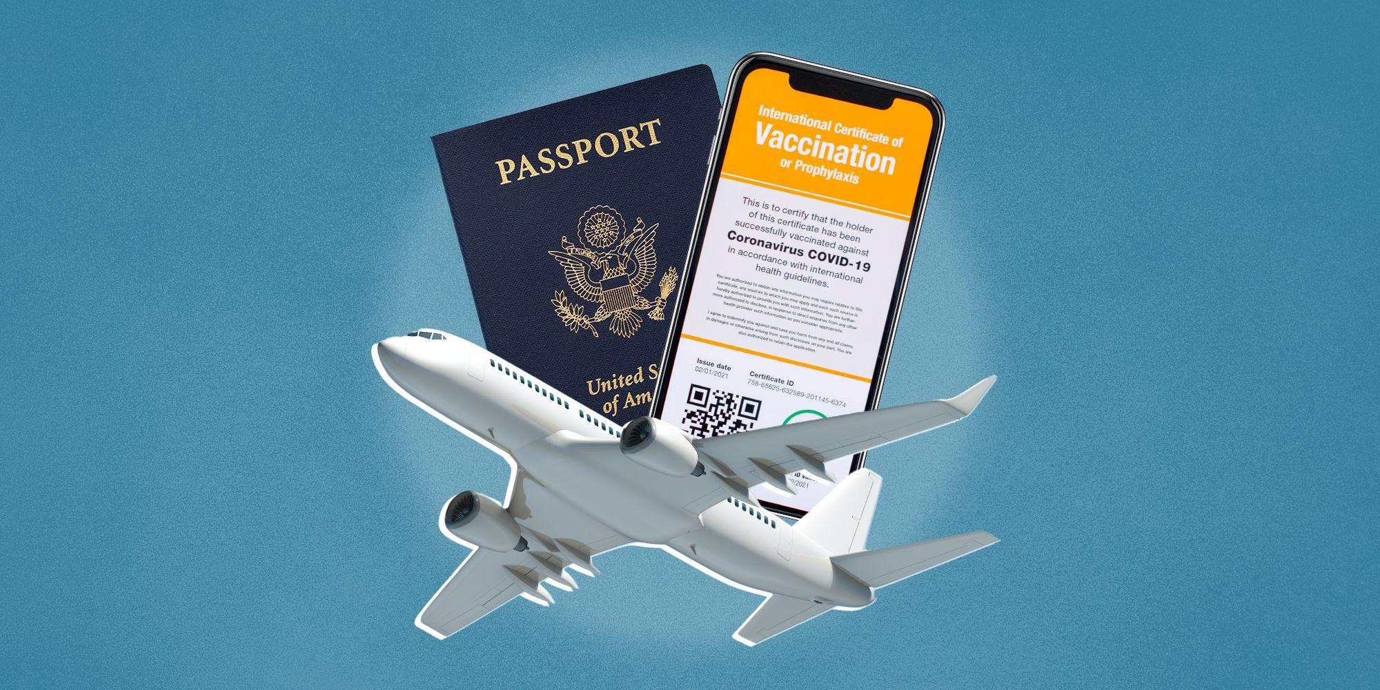 Covid Vaccine International travel