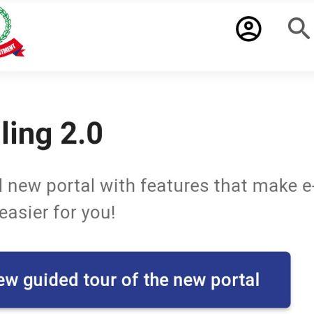 NEW INCOME TAX E-FILING PORTAL