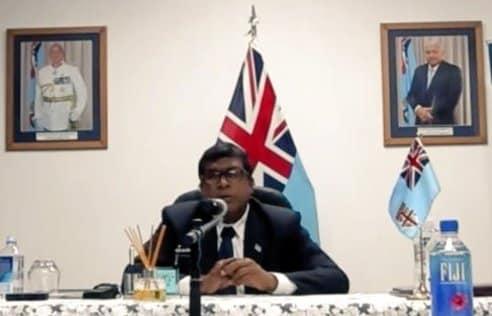 India and Fiji MOU
