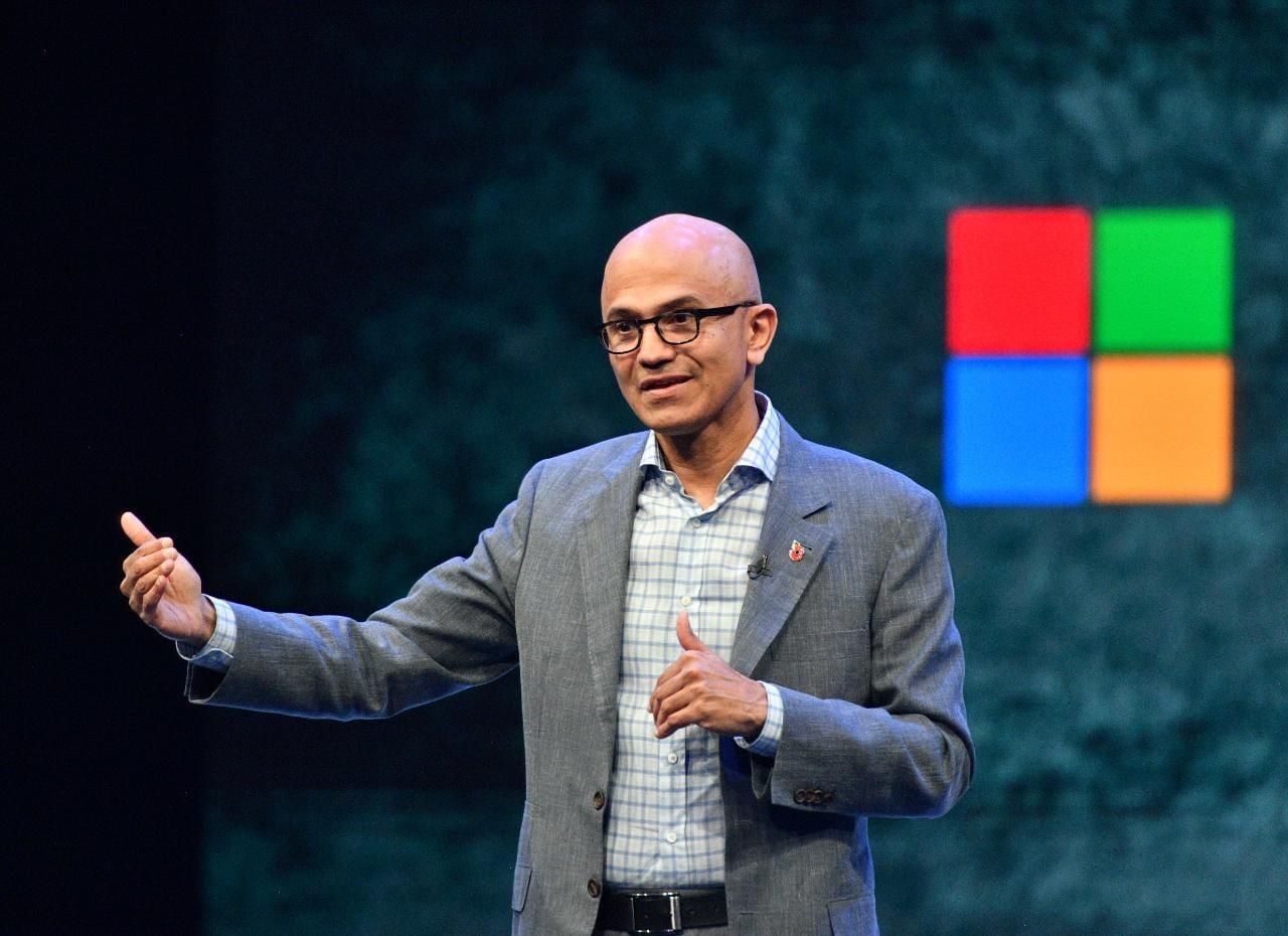 Microsoft Chairman Satya Nadella