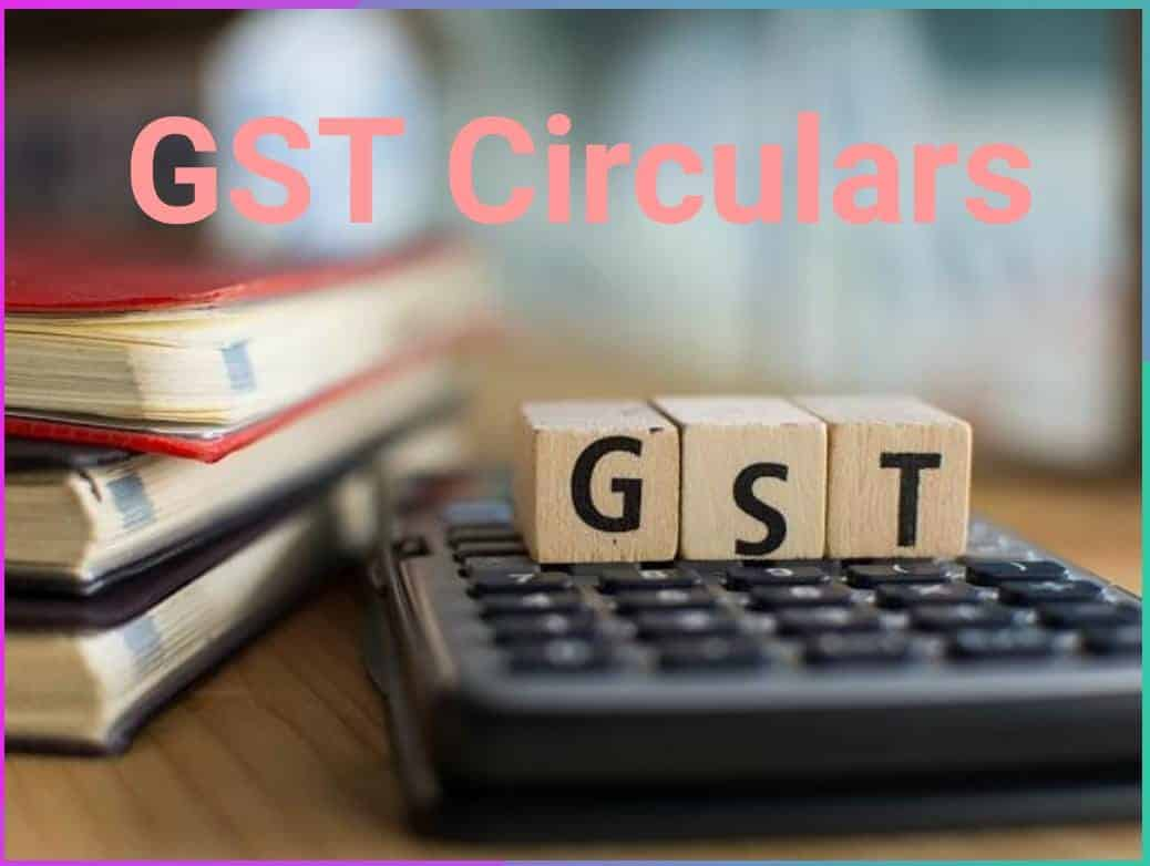 7 clarifications issued by GST