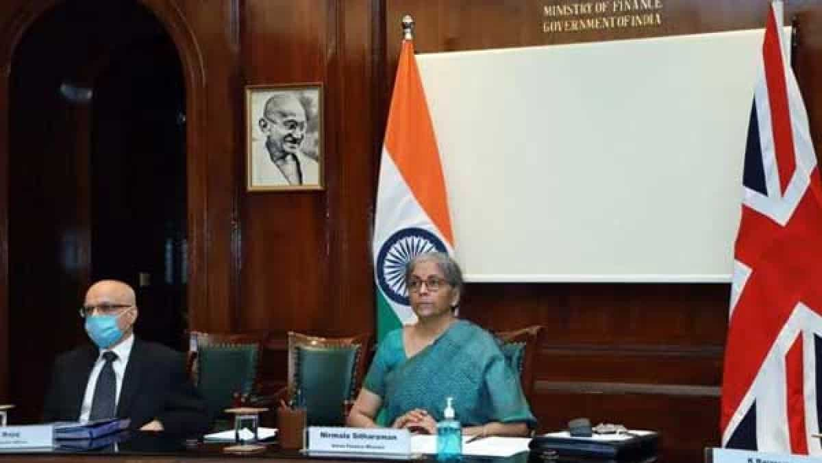 India and UK financial Market Dialouge